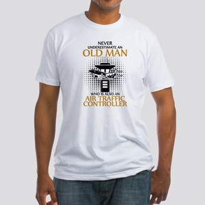 Never Underestimate An Old man Who Is Also T-Shirt