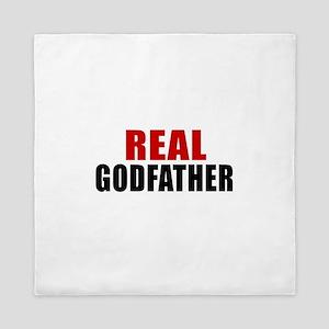 Real Godfather Queen Duvet
