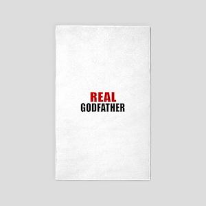 Real Godfather Area Rug
