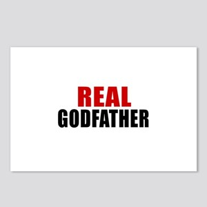 Real Godfather Postcards (Package of 8)