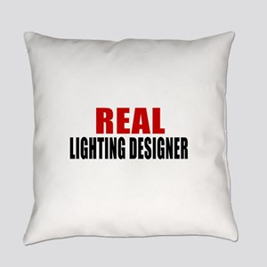 Real Lighting designer Everyday Pillow