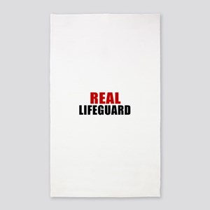 Real Lifeguard Area Rug
