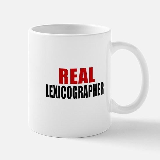 Real Lexicographer Mug