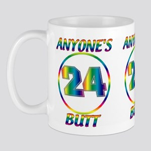 #0011 Jeff Gordon 24 Anyone's Butt Mug