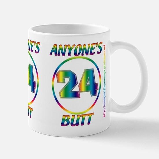 #0011 Jeff Gordon 24 Anyone's Butt Mug