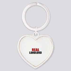 Real Landlord Heart Keychain