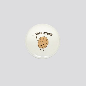 Made For Each Other Mini Button