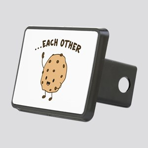 Made For Each Other Rectangular Hitch Cover