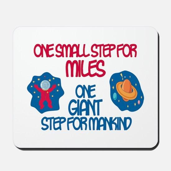 Miles - Astronaut Mousepad