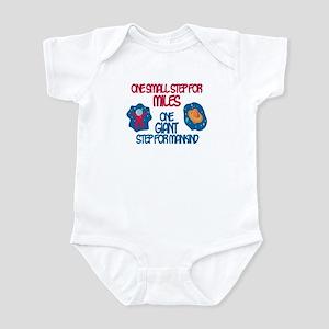 Miles - Astronaut Infant Bodysuit