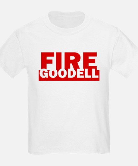 Fire Goodell Pats Funny Roger Hilarious Cu T-Shirt