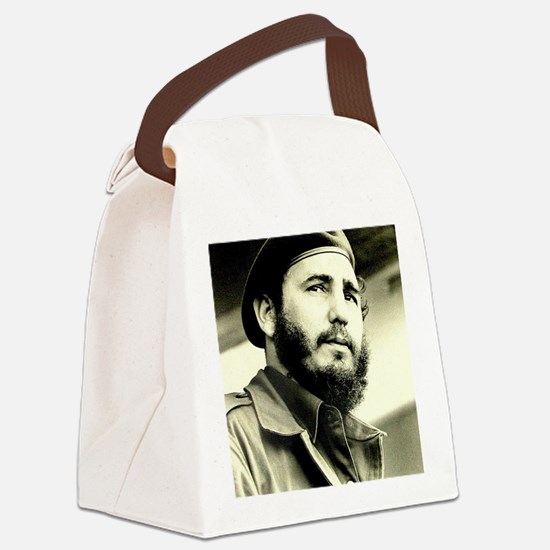 Unique Julio Canvas Lunch Bag