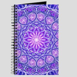Light Lotus Mandala Journal