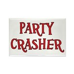 Party Crasher Magnets