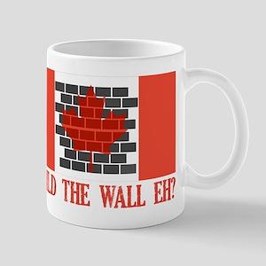 Canadian Wall Mugs