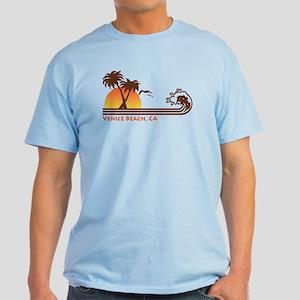 Venice Beach CA Light T-Shirt