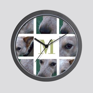 Elegant and Modern PhotoBlock Wall Clock