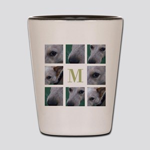 Elegant and Modern PhotoBlock Shot Glass
