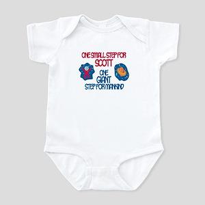 Scott - Astronaut Infant Bodysuit