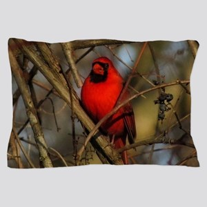 Cardinal Pillow Case