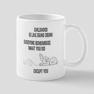 Childhood Binge Mug