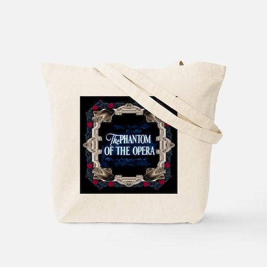 Classic Phantom of the Opera -Opera Ghost Tote Bag