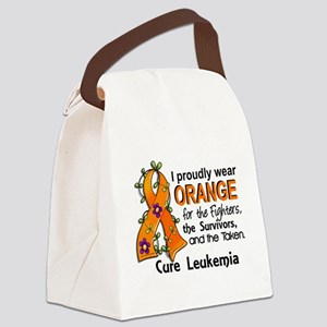 For Fighters Survivors Taken Leuk Canvas Lunch Bag