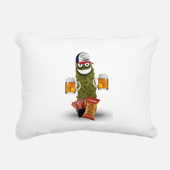 Unique Hillbilly Rectangular Canvas Pillow
