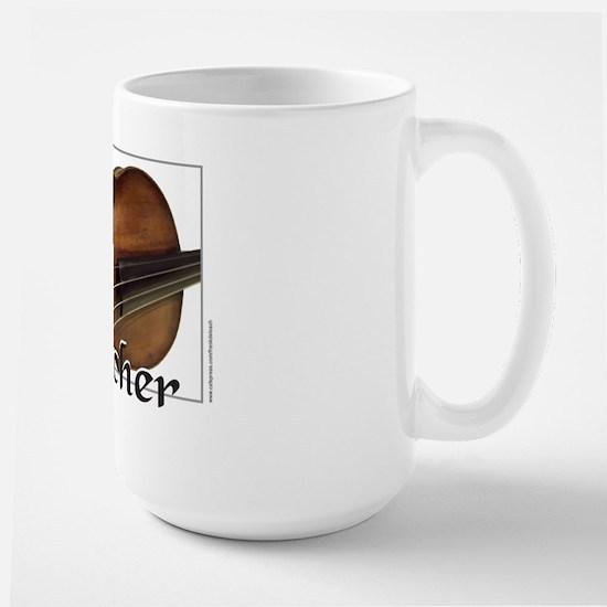 BEST TEACHER Large Mug