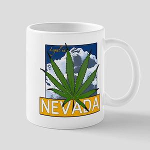 Legal in Nevada Mug