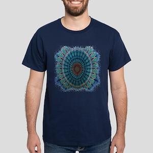 Blue Mandella Dark T-Shirt