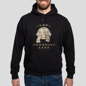 Crazy Tortoise Lady Sweatshirt
