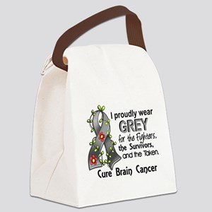 For Fighters Survivors Taken Brai Canvas Lunch Bag