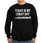 Video Game Cheat Day Sweatshirt (dark)