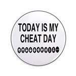 Video Game Cheat Day Button