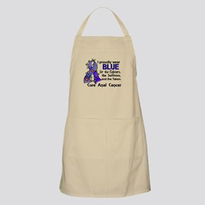 For Fighters Survivors Taken Anal Cancer Apron