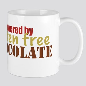 Powered By Gluten Free Chocolate Mugs