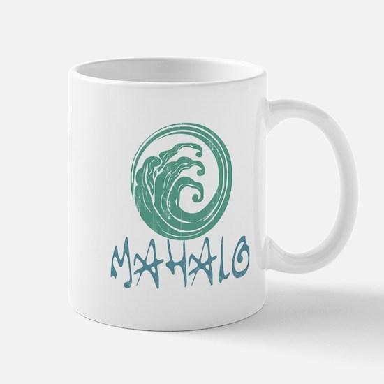 Mahalo Wave Mugs