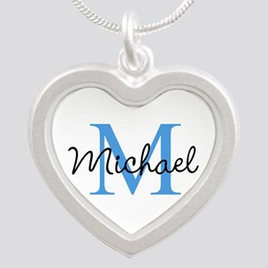 Personalize Iniital, And Name Necklaces