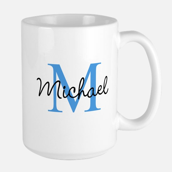 Personalize Iniital, and name Mugs