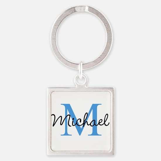 Personalize Iniital, And Name Keychains