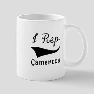 I Rep Cameroom Mug