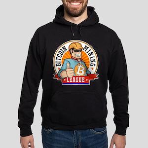 Bitcoin ML Logo Sweatshirt