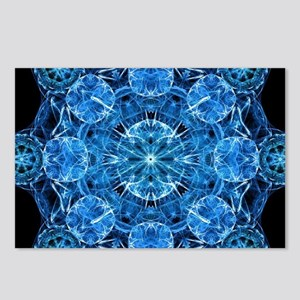 Luminesence Mandala Postcards (Package of 8)
