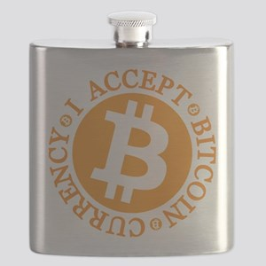 I accept Bitcoin currency round Flask