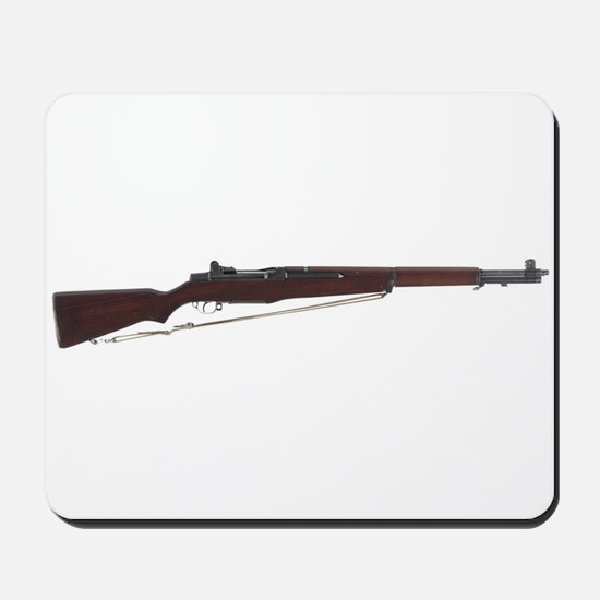 US M1 Garand Rifle Mousepad