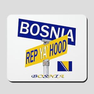 REP BOSNIA Mousepad