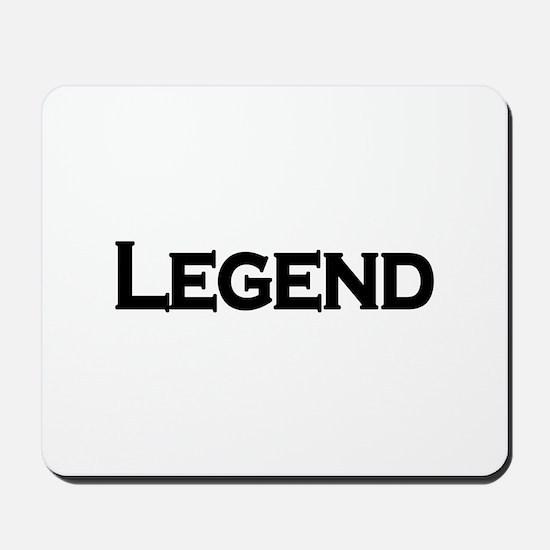 Legend Mousepad