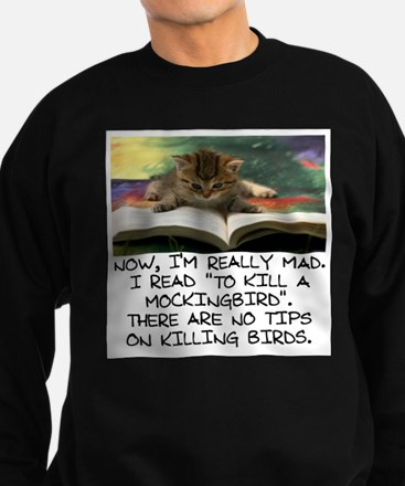CAT - TO KILL A MOCKINGBIRD Sweatshirt