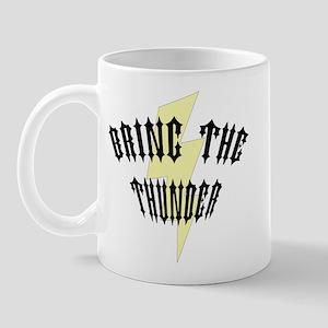 Metal Thunder Mug